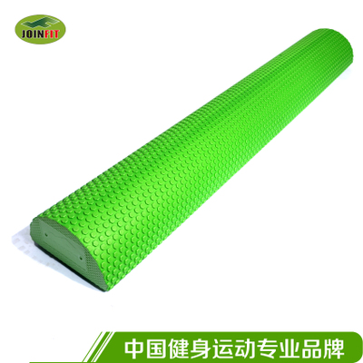 JOINFIT semicircle shaft 90cm yoga relaxation massage floating point column balancing stick green bubble column Pilates