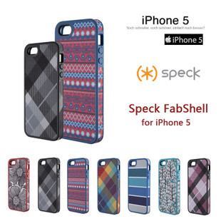 Apple чехол Speck FabShell Iphone5 Speck Из пластика