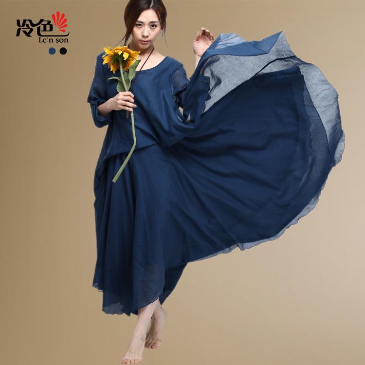 Женское платье lc'n son c1371 2013