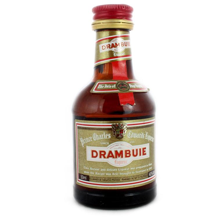洋酒酒版 英国苏格兰原装进口杜林标力娇酒正品玻璃瓶50ml