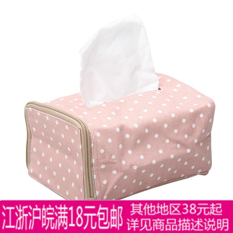 Перчатки для сенсорного экрана Свыше 18 пост Корейский волны точка континентальной творческие ткани ткани насосных ленивый ткань книга коробка