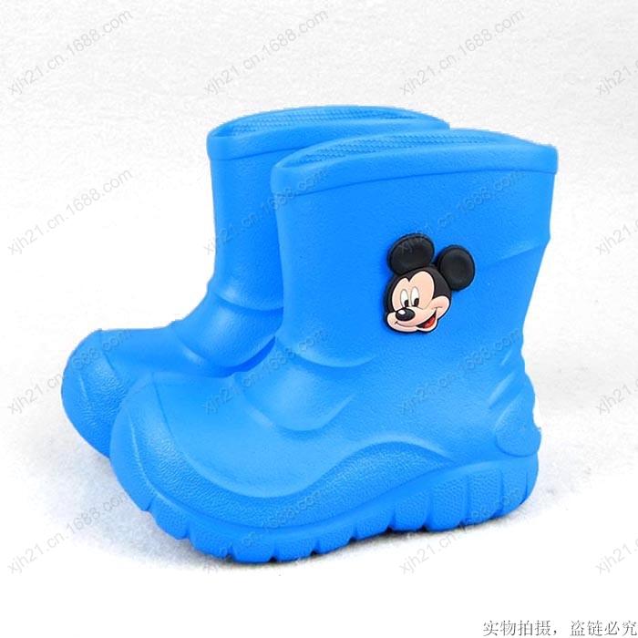 Резиновые сапоги детские Disney 20001a EVA
