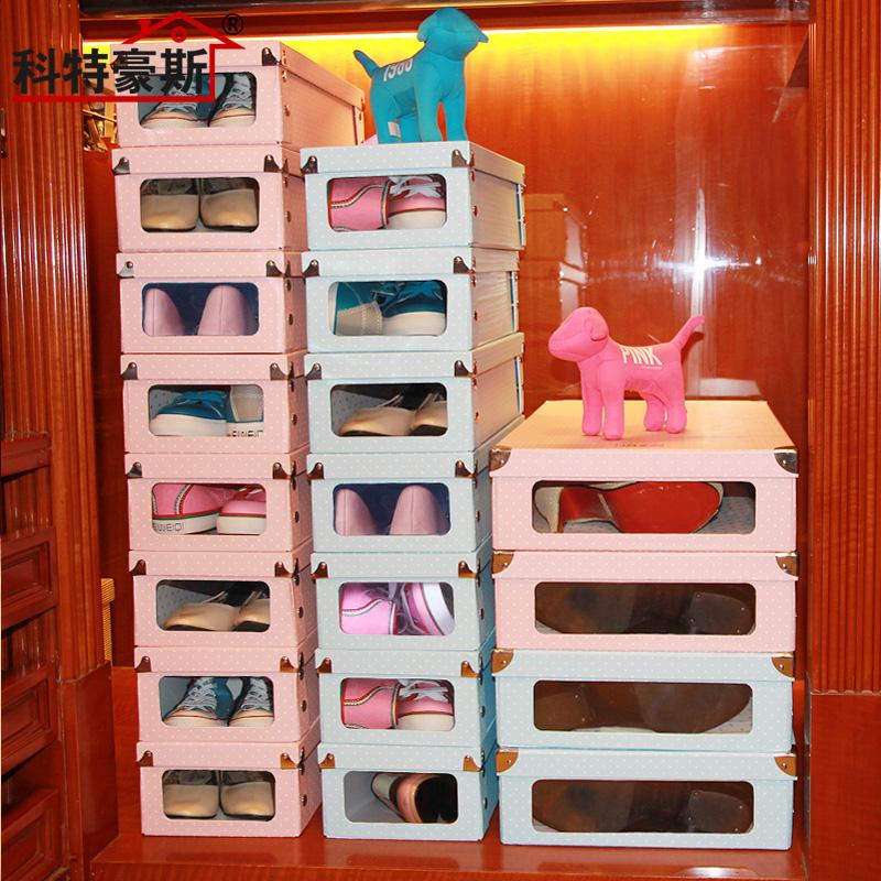 Как сделать красивыми коробки для обуви