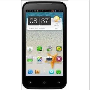 Мобильный телефон AMOI N818 GSM+WCDMA 1G 4.5 4.0 Android / Эндрюс Емкостный сенсорный экран 4,5 дюйма Wi-Fi доступ в Интернет, GPS навигация, GPRS-Интернет 4g