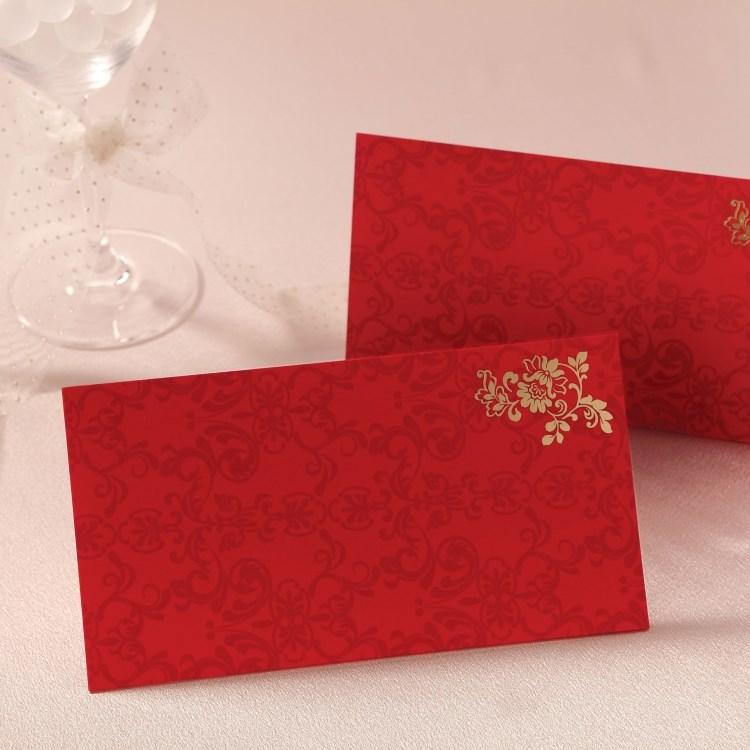 唯思美个性烫金红包 结婚婚庆百元红包袋新娘利是封创意2013红包