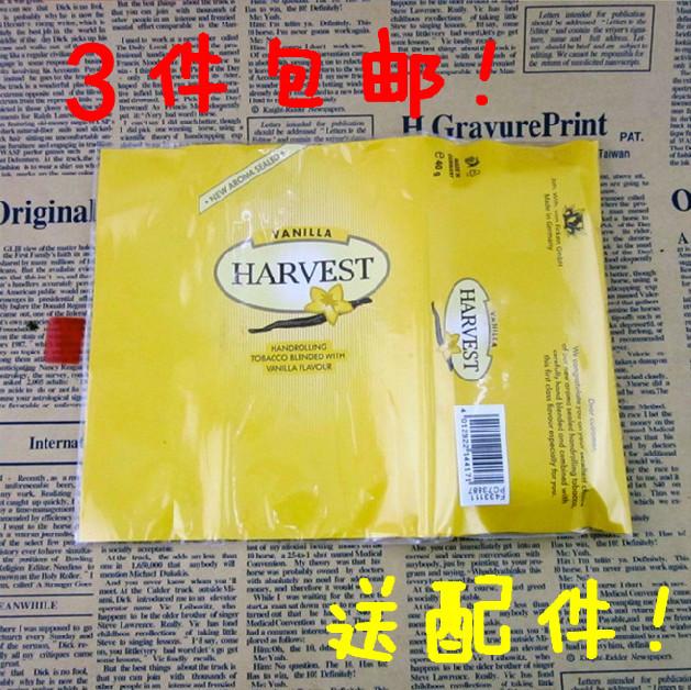 Сувенирная торговая марка Немецкий импорт урожаи табака ванили рука Роллинг табака урожай 40g урожай шелковая сумка инструкций