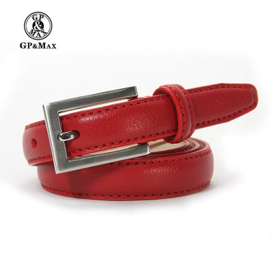 Little angel Han edition delicate joker leather belt Small pure and fresh and ladies leather waist belt belt ornaments
