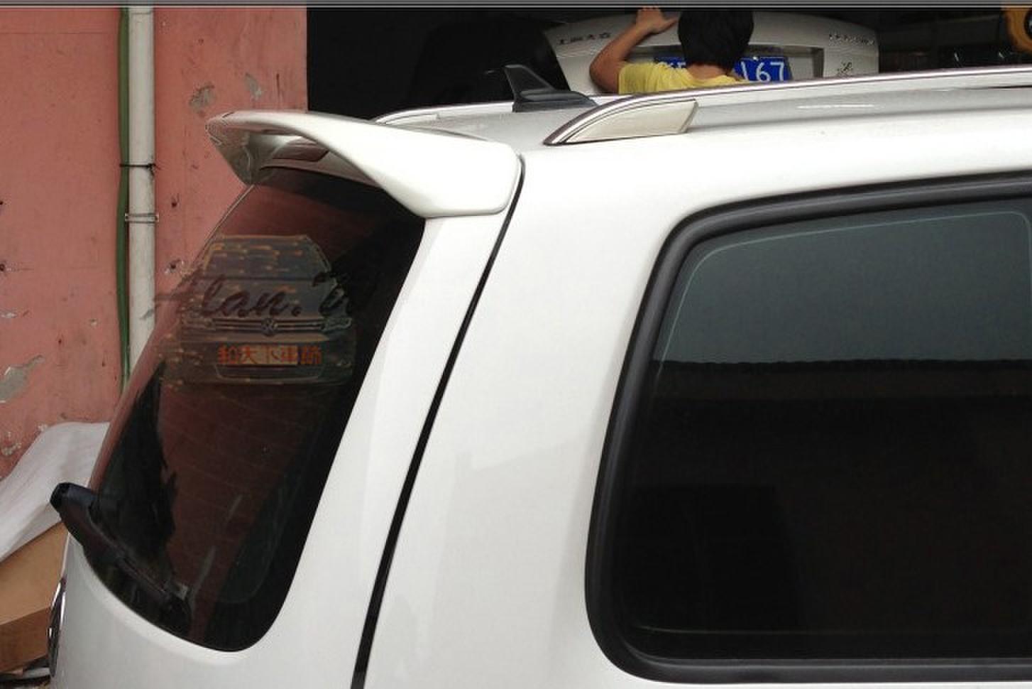 спойлер Volkswagen Touran крыло верхнего крыла крыло удар Abt, отверстие бесплатно вставить краска Touran модификации