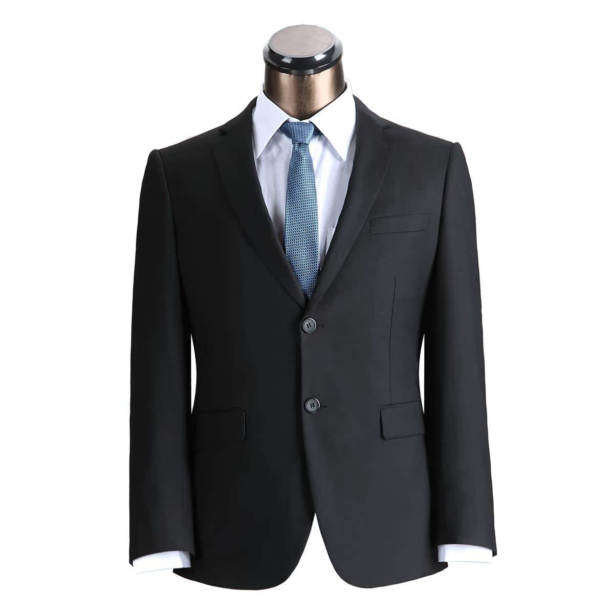 普派 2013新款 男士西服套装 商务休闲 结婚礼服 西装 送衬衫