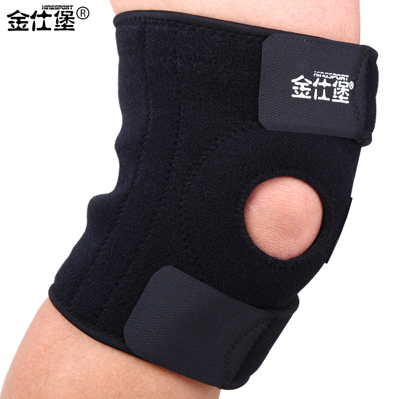 Sports knee pads ride Jin Shibao basketball knee pads knee pads mountaineering and outdoor badminton kneepad specialty protective gear