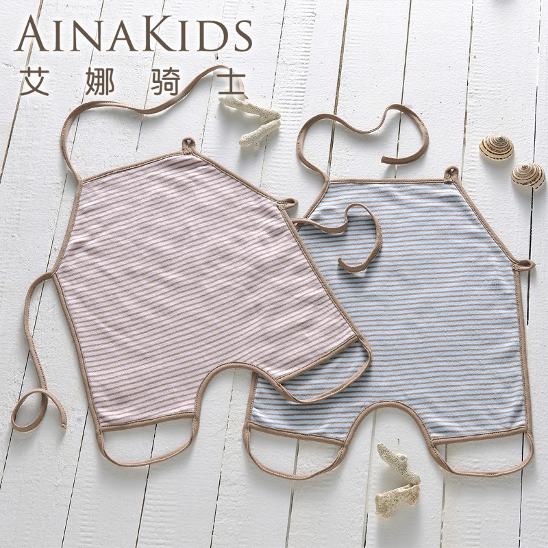 Ainakids baby breast Kids bellyband Cotton warm abdomen protecte baby's navel Taobao Agents