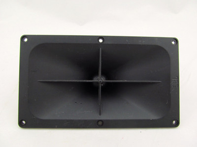 Used stage speaker JBL authentic used square magnetic tweeter horn tweeter loud