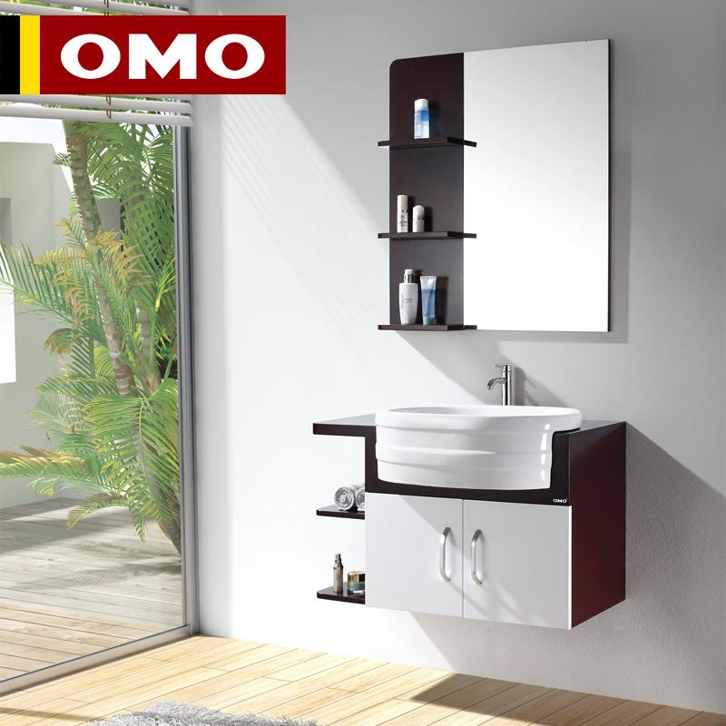 欧姆实木卫浴柜Y-11007
