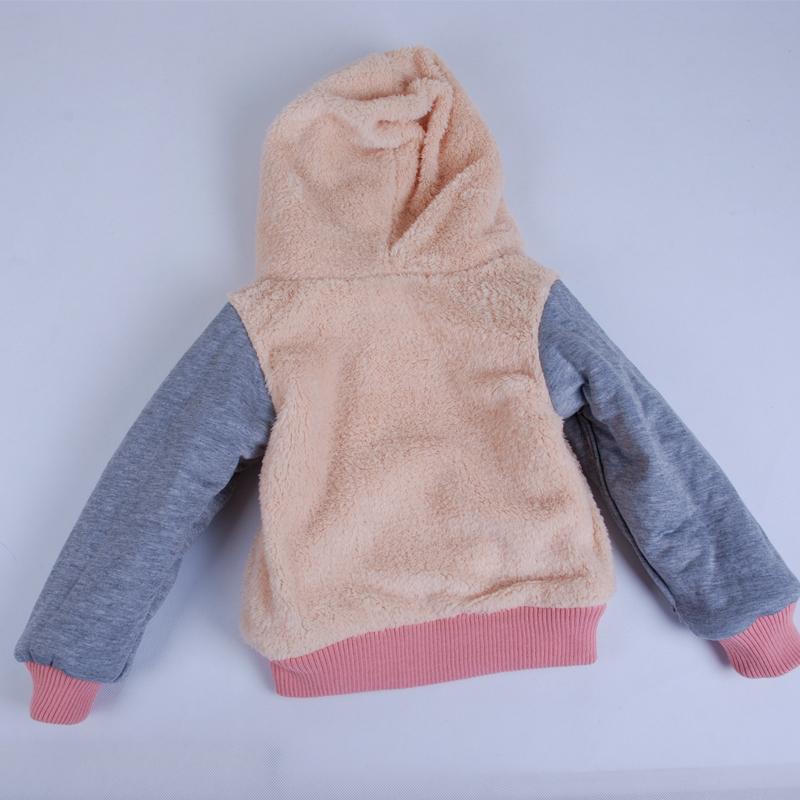 Толстовка детская 2012 Унисекс Зима Дизайн Без застёжки Утеплённая модель