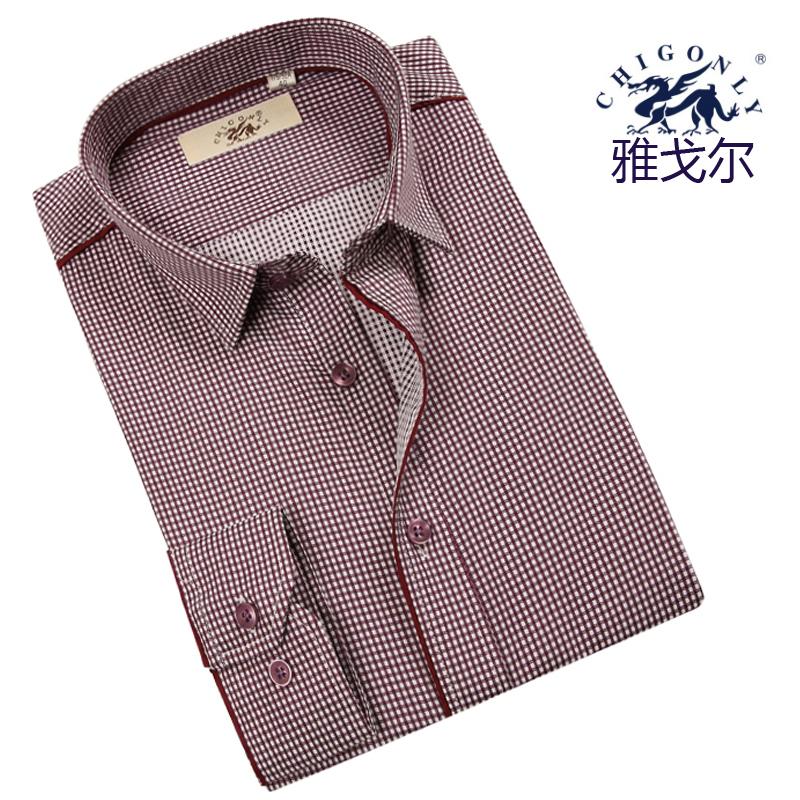 Рубашка мужская Youngor 5401/5402
