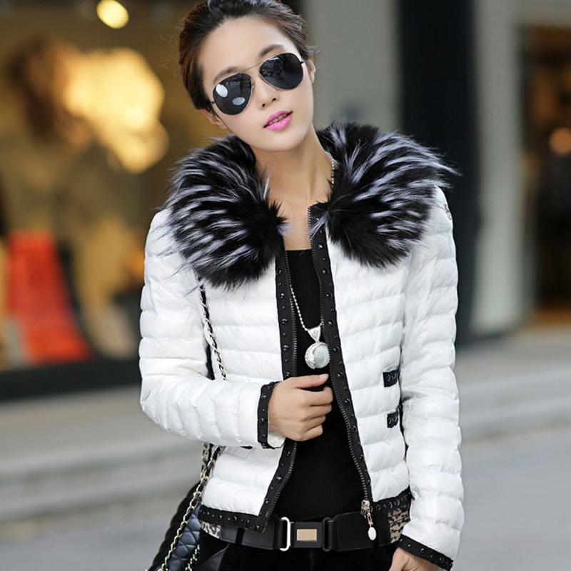Женская утепленная куртка Other brands 1643 2013 Облегающий покрой Длинный рукав Зима 2013