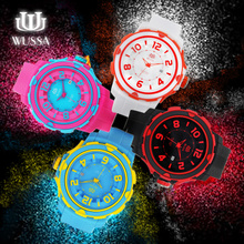 Stylish bright watch