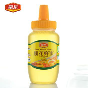 蜜乐 槐花蜂蜜 248g