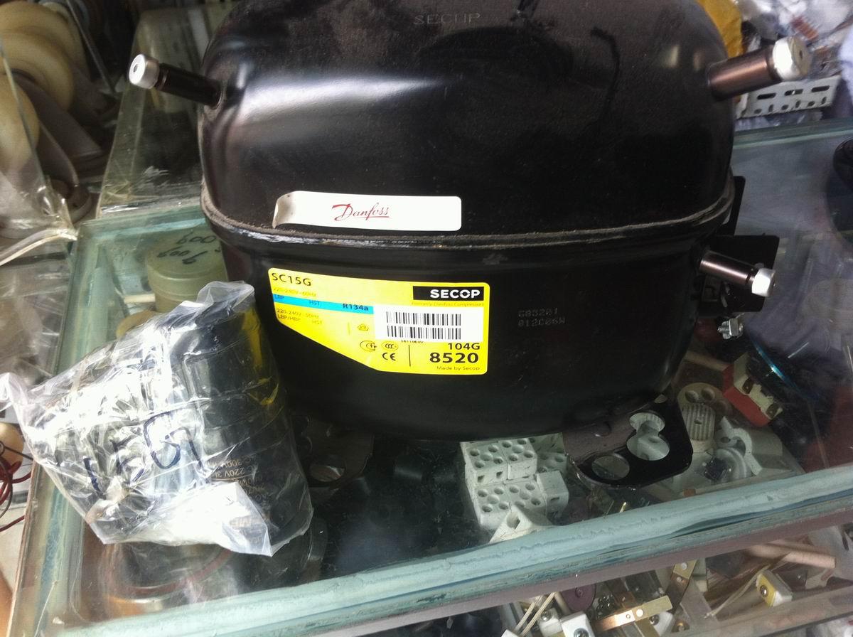 Автомобильный кондиционер Danfoss  SC15G