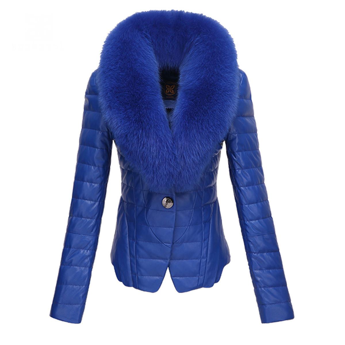 Женская утепленная куртка Five cotton 002 PU