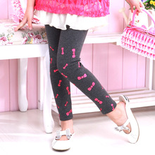 2 Kids spring models of child girls leggings leggings cotton 2013 spring new Korean