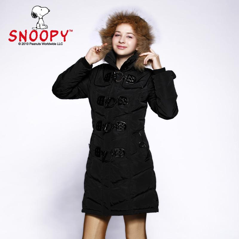 Женский пуховик Of Snoopy 10s512a Hoq