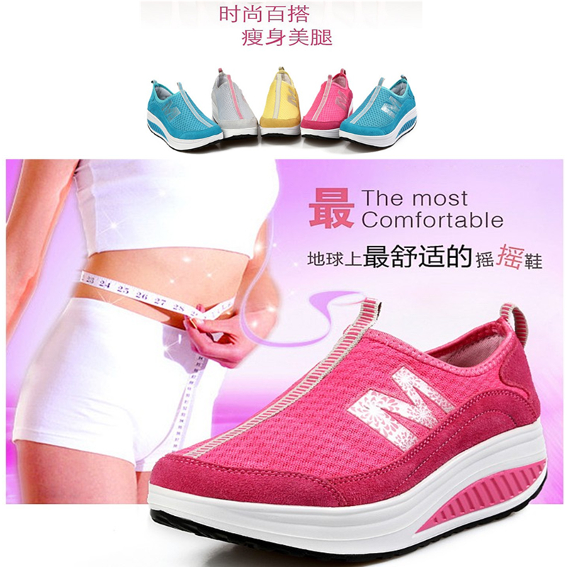 Pack email specials summer weight loss shoes with thick-soled platform shoes slim skinny leg shaking increasing shoes shoes shoes 808