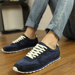 Gump shoes men new men's leisure shoes low waves of Korean fashion Board shoes men helping UK fashion campaign tide shoes