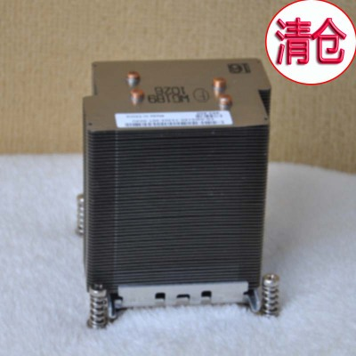 Free shipping 4U server CPU fanless heat pipe radiator Desktop General LGA1155 1366 2011