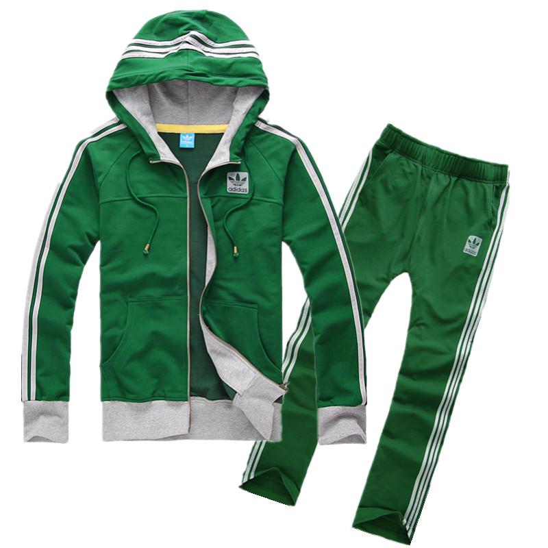 Спортивный костюм Clover 33999 Для мужчин Длинные рукава (рукава ≧ 58см) Воротник с капюшоном Брюки ( длинные ) Для спорта и отдыха Логотип бренда