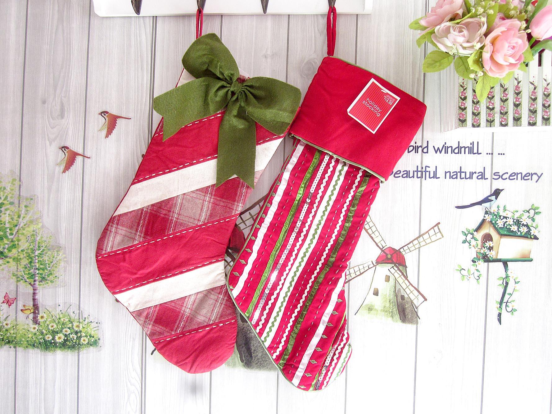 Рождественский чулок   2013