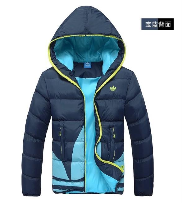 Женская утепленная куртка ADDS 6910 Облегающий покрой Длинный рукав Зима 2013