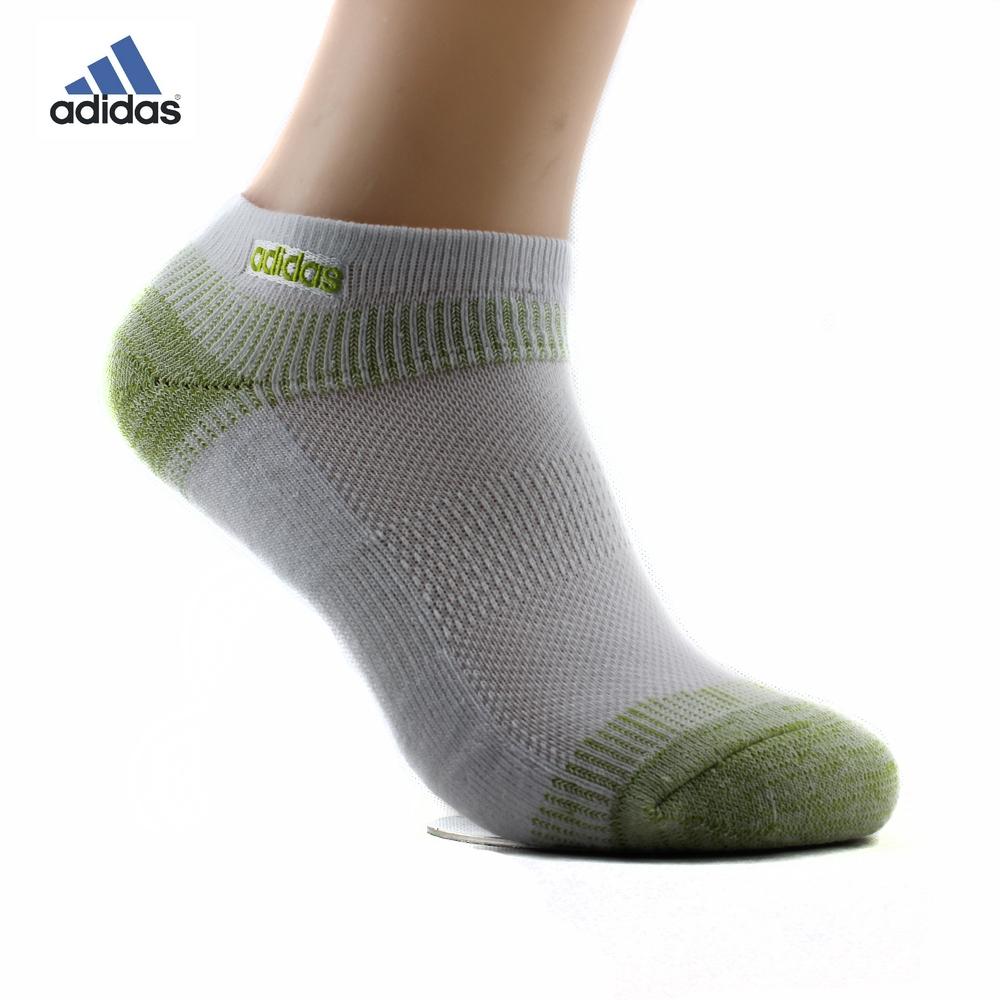女袜 10双包邮 (15元)  3: [10双包邮]阿迪达斯袜子女士短袜白色纯棉