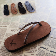 2 pairs of authentic American Eagle AE couple cool slippers summer influx of men and women dragged sandals flip flops