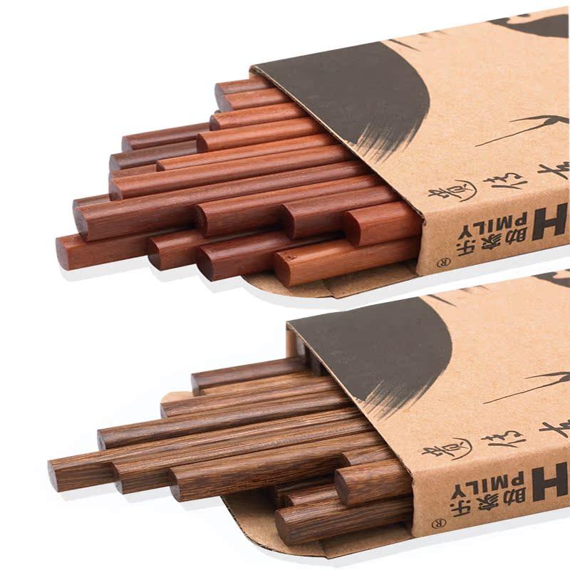 Палочки для еды Hpmily C103/06 [K106]0.2 Деревянный Шесть загружен