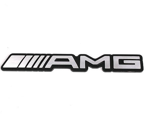 тюнинг Etie крыло наклейки владельцем Mercedes-Benz AMG производительность версии 3D металла крылья прикреплена металлическая признаки Benz Автонаклейки