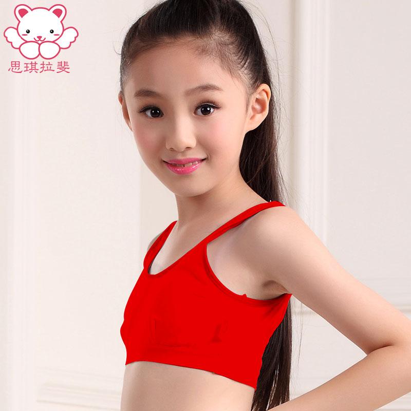 Junior girls underwear models panties