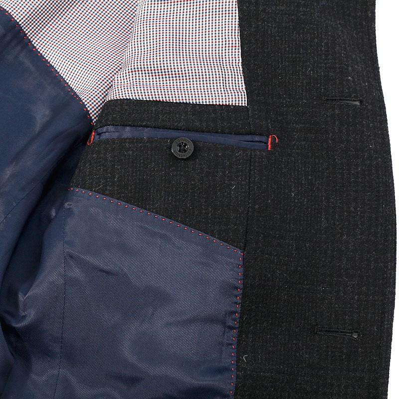 Пальто мужское Esprit 2012 JD3905F 2299 Шерстяная ткань для пальто Отложной воротник