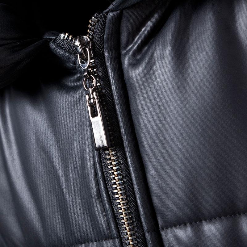 Женская утепленная куртка Ciao cbfmb002 2012 Облегающий покрой Длинный рукав Зима 2012