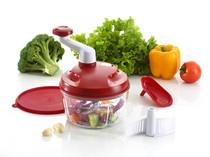 多功能切菜器家用手动碎菜器饺子馅机 搅菜搅拌器厨房手动绞肉机