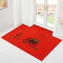 地毯门毯进门脚毯门毯入户门毯进门地毯门口地毯毯子门厅裁剪定制