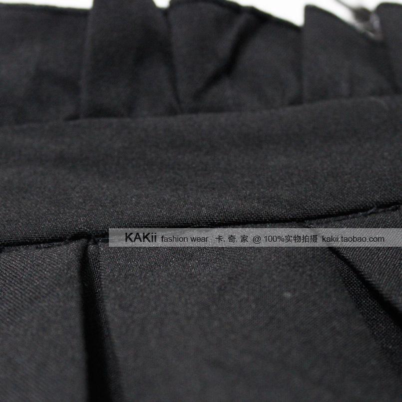 Женские брюки «Распродажа специальных» ретро европейских Ветер Буд/широкий ноги высокой талии шорты/горячие брюки гарем брюки 2 цвета выстрел Шорты, мини-шорты Шаровары