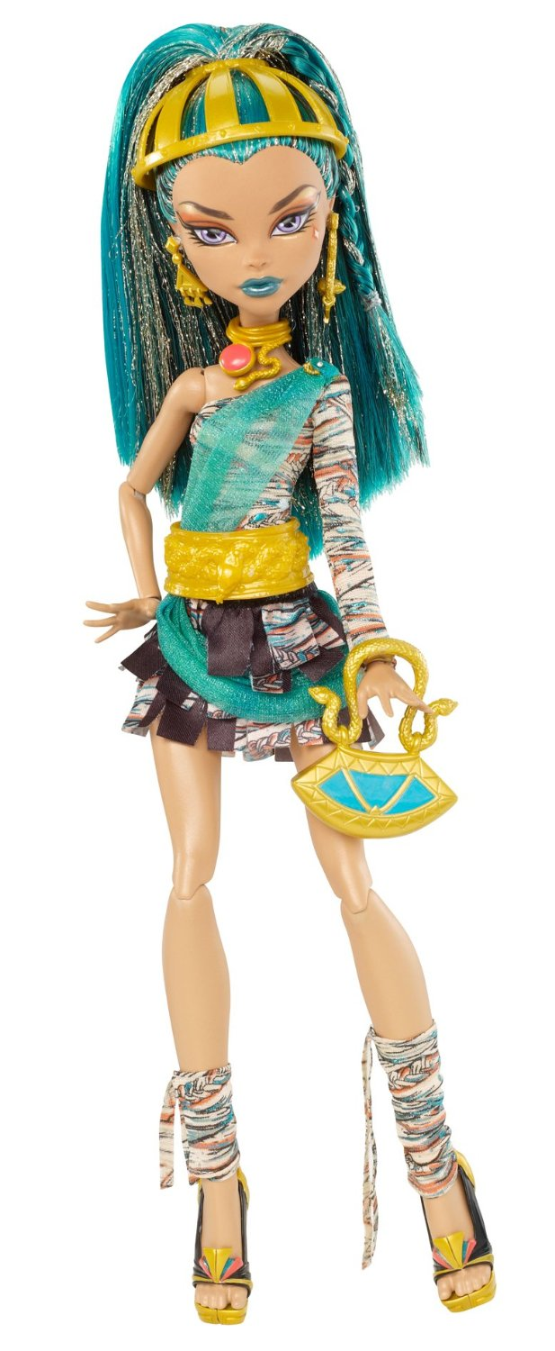 кукла Monster high w9115 Nefera De Nile Doll