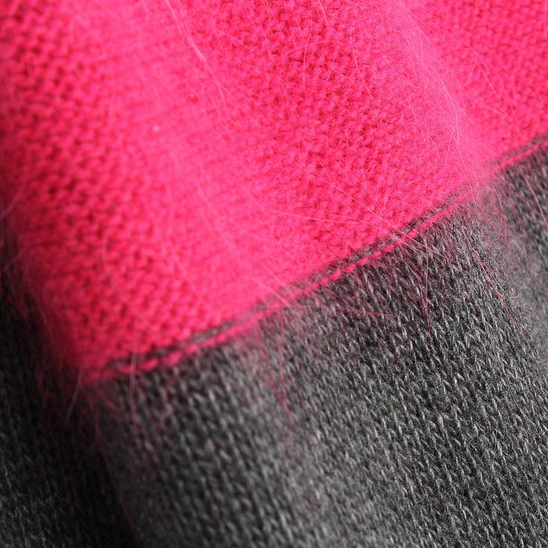 Свитер женский Korean homes have clothes ig1641 2012 Вискоза Осень 2012 Длинный рукав Классический рукав Закругленный вырез