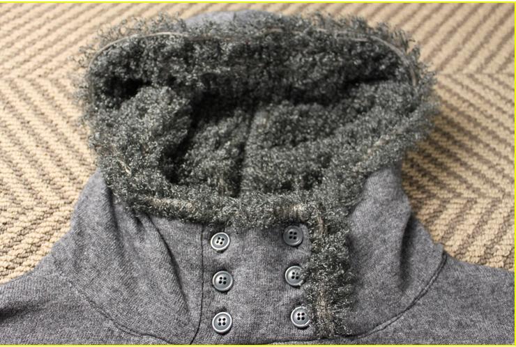 Свитер женский Tianmu 00945 Длинный рукав Классический рукав С капюшоном