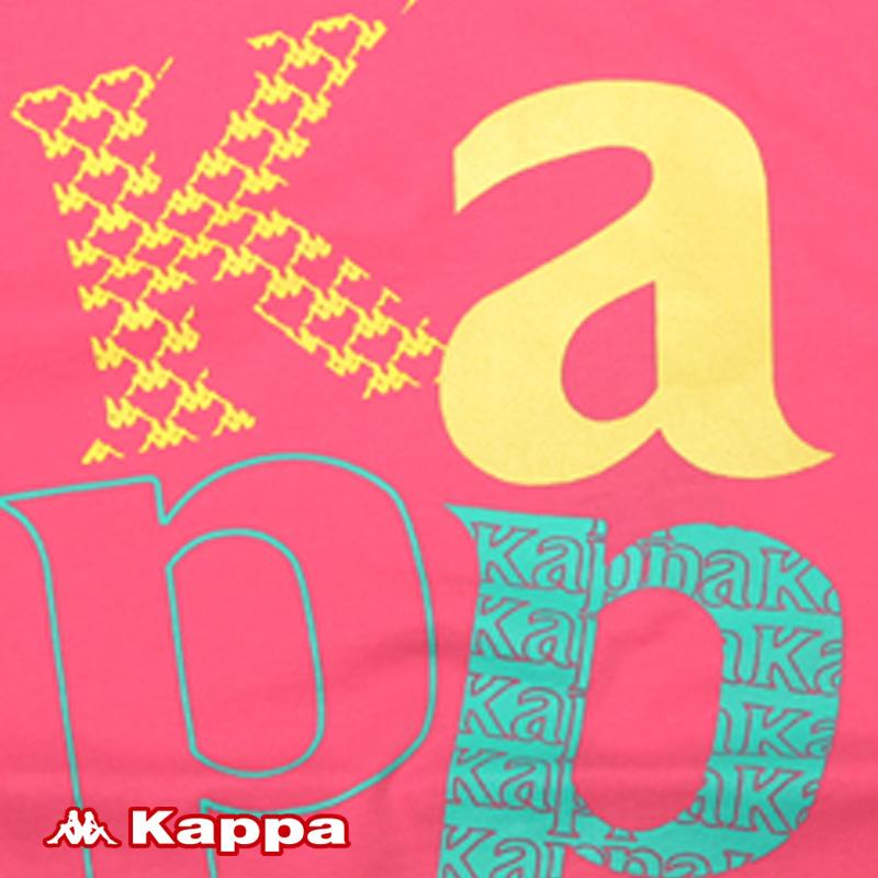 Спортивная футболка KAPPA k2102td458/537 400 100]/* K2102TD458-537 Короткие рукава ( ≧35cm )