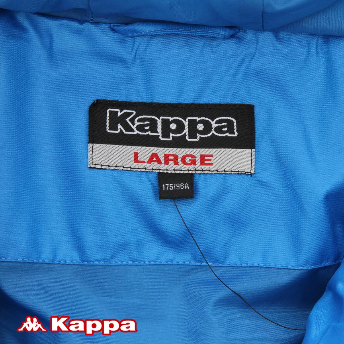 Спортивный пуховик Kappa k0172yy52. K0172YY52 Для мужчин Молния