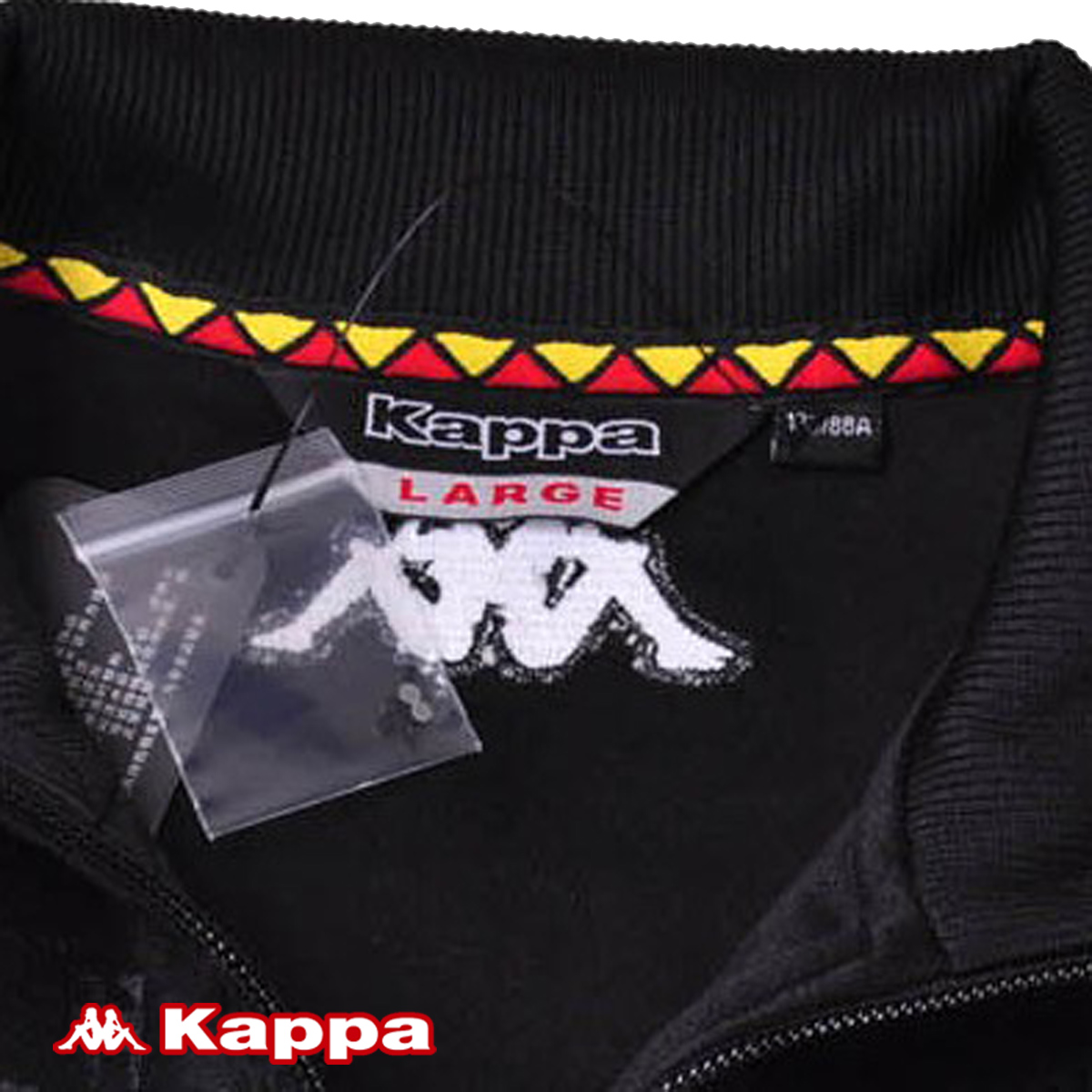 Спортивная толстовка Kappa k2101wk016/990 .. K2101WK016-990 Женские Кардиган Спорт на открытом воздухе Весна 2010