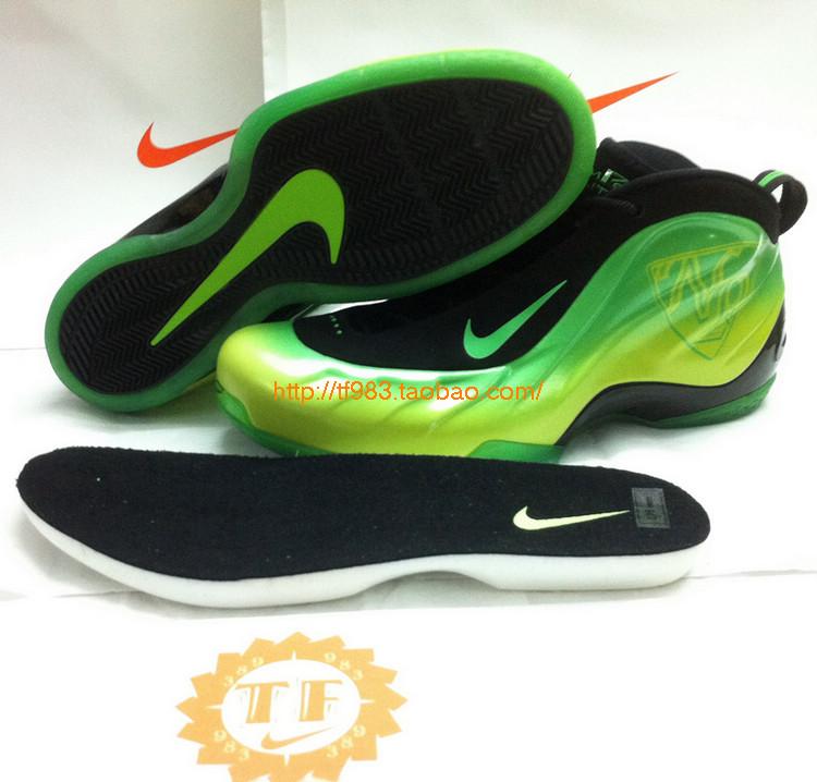баскетбольные кроссовки Nike 361162/331 FOAMPOSITE LITE 361162-331 2009 год весна-лето Мужские Кожа быка