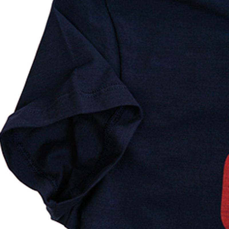 Спортивная футболка The Erke 14021347/61 Tmall 14021347-61 DM Стандартный О-вырез Короткие рукава ( ≧35cm ) Нейлон Для спорта и отдыха Логотип бренда